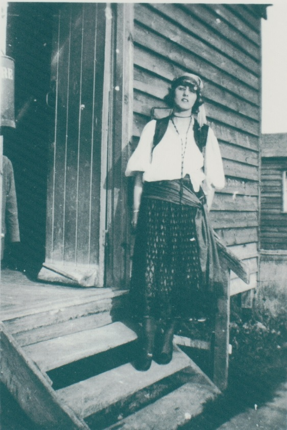1920 (approx) Winifred Bowdidge